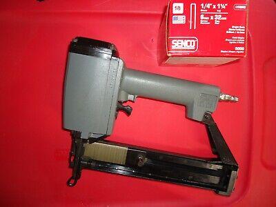 Senco Industrial Stapler Sks 14 Cr X 1 12 Leg 18 Ga Free Staples