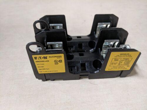 Eaton Bussman HM25060-xCR Fuseholder Cartridge