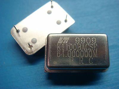 5 Champion K1100bacse-64.000000m K1100ba 64mhz 5v Hcmos Ttlcmos Oscillator