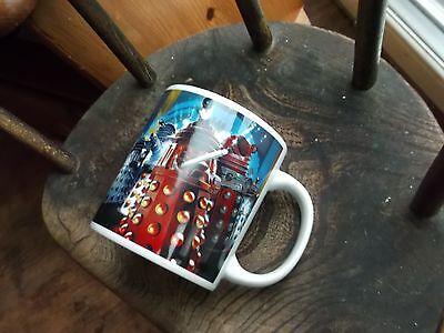 Dr Who  Dalek Tea/Coffee Mug
