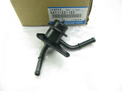 NEW G6T1-20-180 Fuel Injection Pressure Damper OEM 1989-1993 Mazda B2600  2 6L I4