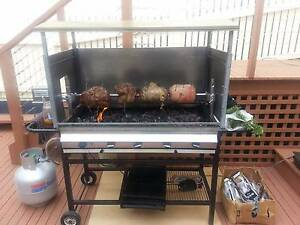 5 Burner BBQ/ Spitroast Howrah Clarence Area Preview
