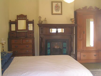 Furnished double room, Victorian home, bills incl, great location