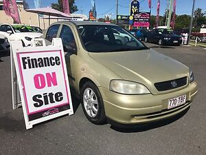 2005 Holden Astra Classic Equipe 5 door Hatchback LOW KM'S Morayfield Caboolture Area Preview