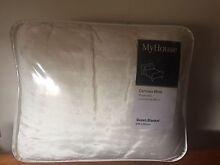 MyHouse Carmen Mink Queen Blanket BRAND NEW Penrith Penrith Area Preview