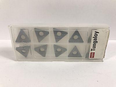 Tungaloy Ast322 New Carbide Inserts Grade D30 11pcs Ab