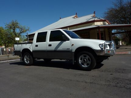 HOLDEN RODEO DUAL CAB 4X4 LT SPORTS (Swaps/cash) Prospect Prospect Area Preview
