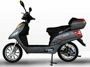 E Rider Model 15 Electric Bike Scooter Moped
