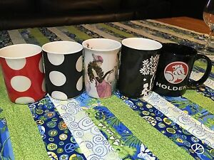Glasses and coffee cups Eimeo Mackay City Preview