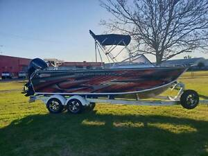 589 Seamaster Stacer, trailer & 150hp Mercury 4 stroke East Bunbury Bunbury Area Preview