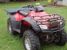 2005 Honda Quad Dalby Dalby Area Preview