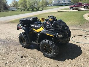 Can am 650 xtp