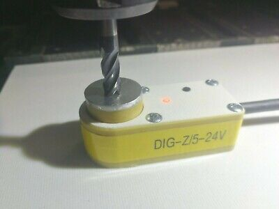 Cnc Tool Heightz-axis High Accurancy Meas 5-24v Trig Button Mach3 Compatible
