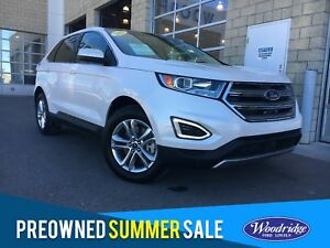 2017 Ford Edge SEL No accidents, 3.5l V6, Navigation, Sunroof...