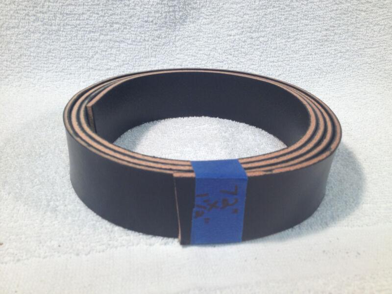 2 leather belt blank ebay