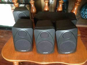 Polk Audio 5 speaker set. $70