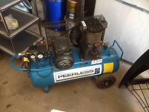 Peerless P14 Air Compressor. Ballarat Central Ballarat City Preview