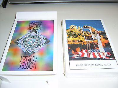 Sedona Vortex Tarot, 78 cards & The Sedona Deck Oracle