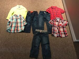 LOT of Toddler Boy's Spring/Summer Clothes - Size  4T/4