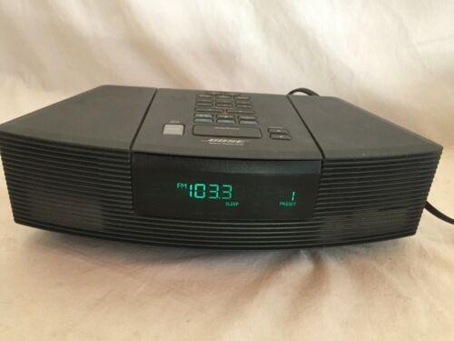 BOSE AWRC-1G Wave Radio / CD Audio System Black - TESTED - No Remote