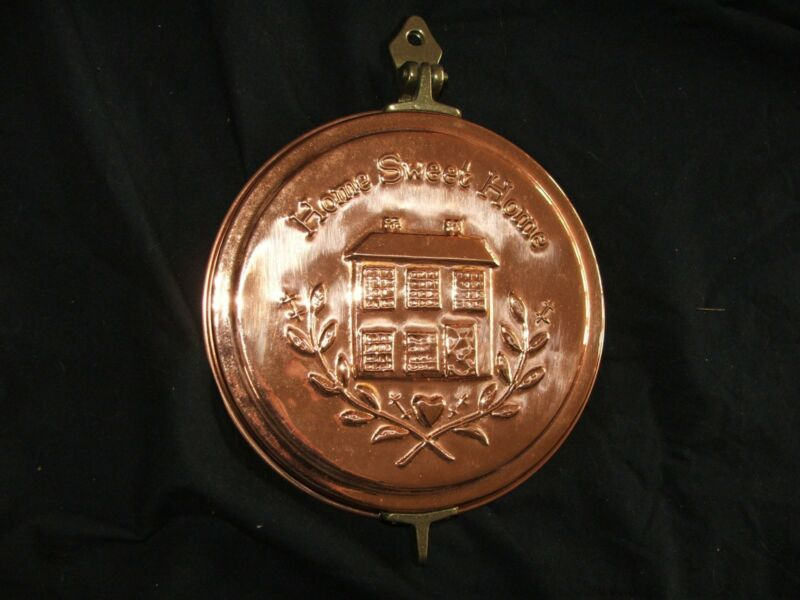 "Copper decorative ""Hide a key holder"" by The Cooks Bazaar"