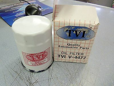 Tvi V 4477 Oil Filter Fits Ph4386 51396 L14477 V4476 Lf308 B37 1Amfl00007