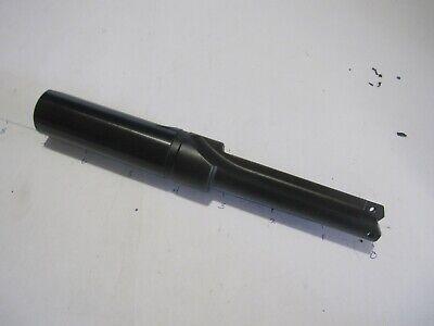 Amec 231t-1000 1 T-a Short Fling Indexable Modular Coolant Thru Drill Body