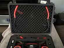 Parrot Bebop Drone with Skycontroller and custom case. Woodbine Campbelltown Area Preview