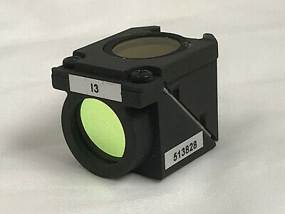 Leica Microscope K-cube Filter System I3 513828 Small