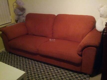 Ikea three-seat comfy sofa for sale - Springvale VIC Springvale Greater Dandenong Preview