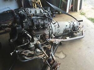 2003-2006 MERCEDES BENZ E320 W211 3.2L ENGINE ASSEMBLY MOTOR OEM