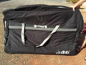 As new, dhb soft wheeled bike bag Cleveland Redland Area Preview