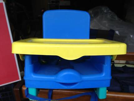 Portable high chair Cronulla Sutherland Area Preview