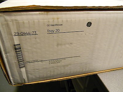 Ge Tray 20 Pn 29-0444-73 Part Of The Readytoprocess Wave 25 Bioreactor System