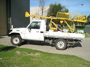 Drill Rig for Sale Tamworth Tamworth City Preview