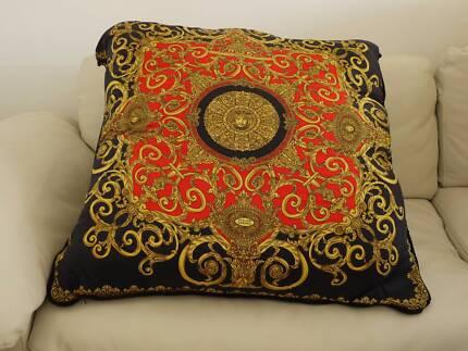 "GIANNI VERSACE  -  ""Medusa"" - Luxury Euro Pillow (grand-square)"