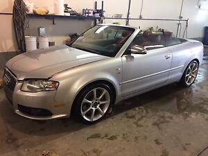 Audi S4 convertible 140k MINT