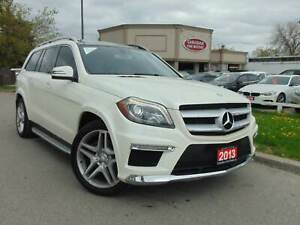 2013 Mercedes Benz GL350BT NAVIGATION |AMG PKG |CLEAN CARFAX|