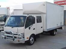 2013 Hino 300 Series 717 Crew Pantech **6500 GVM** Old Guildford Fairfield Area Preview