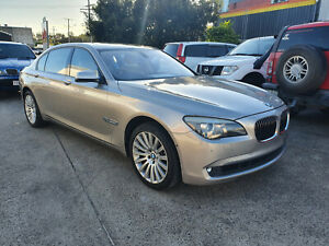 2009 BMW 7 Series 740Li - GREAT CONDITION - LUXURY TWIN TURBO Sippy Downs Maroochydore Area Preview