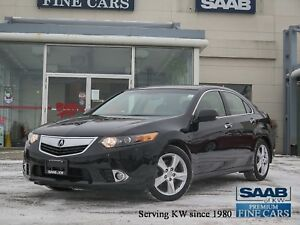 2012 Acura TSX PREMIUM w/Xenon Headlamps/Leather/Automatic