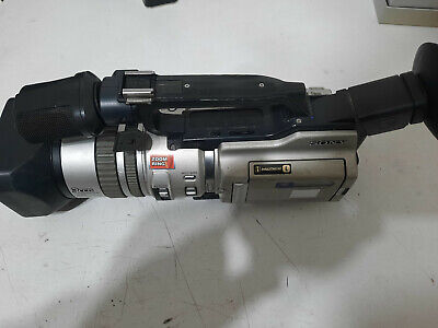 Videocamera Sony DCR-VX2100E Professionale MiniDV Digitale MIGLIOR PREZZO EBAY
