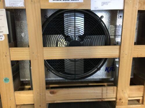 Overstock Krack evaporator air dfst 120v PSC mtrs low profile glycol MK16B145BB