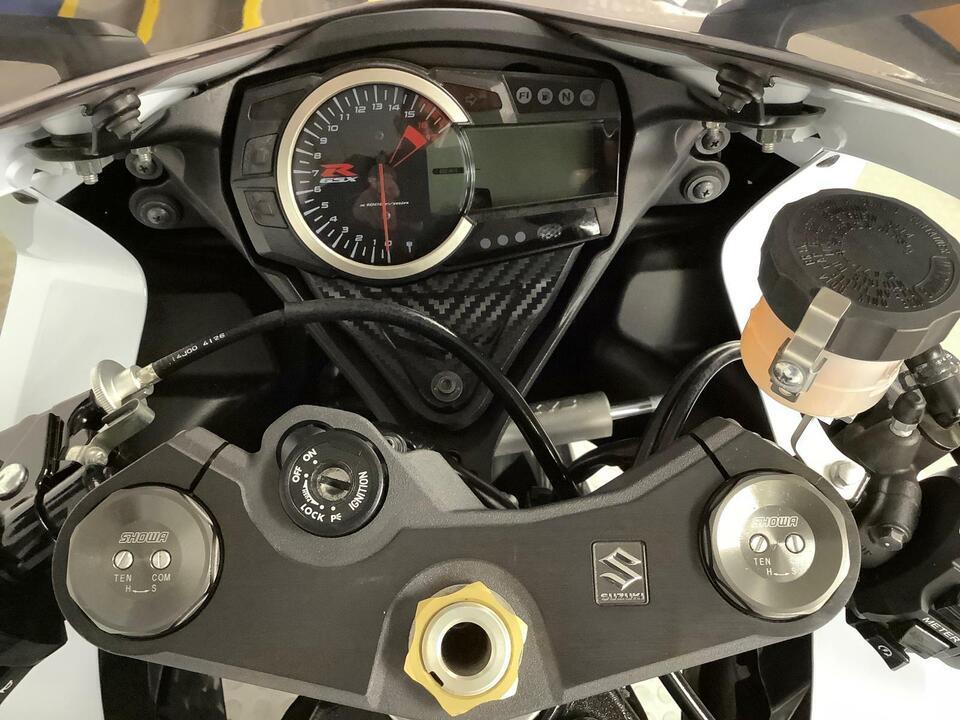 Suzuki GSXR600 GSXR 600 L5 2015 / 15 - ONLY 8655 MILES - 1 OWNER