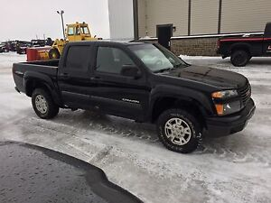 GMC canyon 4x4 2004