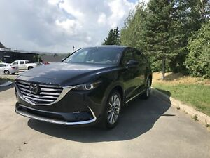 Transfert de location CX9 GT Signature 2018