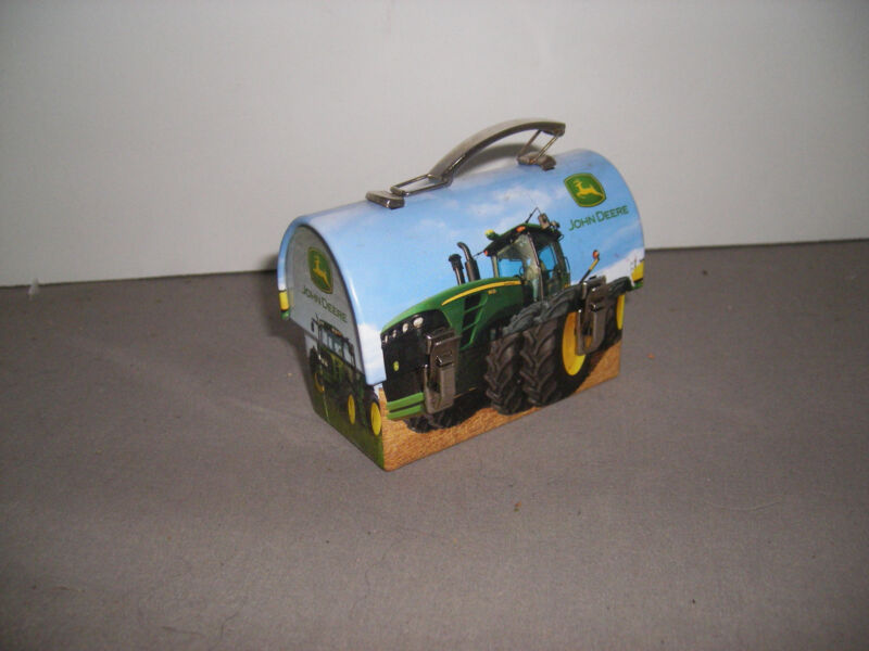 John Deere Mini Lunchbox