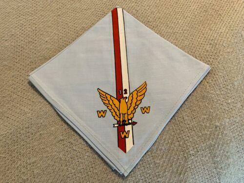 Vintage Boy Scouts Order Of The Arrow Neckerchief