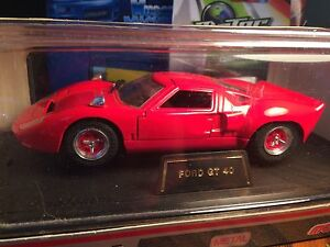 Ford GT40  scale model Majorette