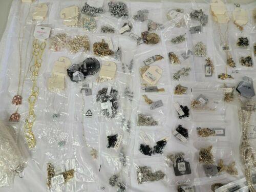 Sequin Nawoo Xhilaration Kohls Wholesale Fashion Jewelry Necklaces LOT of 75!